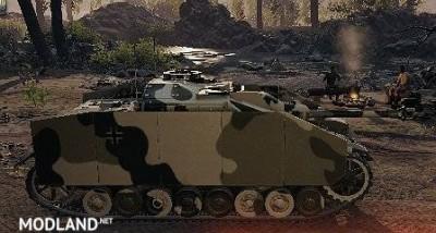 """StuG IV Skin """"Camouflage"""" 1.0.0.3++ [1.0.0.3], 3 photo"""